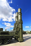 Anti-aircraft missile system Royalty Free Stock Images