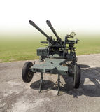 Anti-aircraft warfare Royalty Free Stock Photography