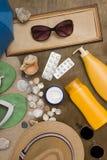 Anti-allergic drugs Stock Image
