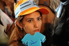 Anti-amnistie Bill Protest Photo libre de droits