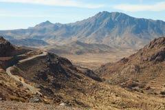 Anti Atlas mountains Royalty Free Stock Image