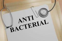 Anti Bacterial concept Stock Photos