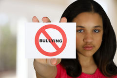 Anti Bullying Royalty Free Stock Photos