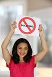 Anti Bullying Stock Photo