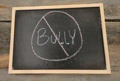 Anti-bullying or no bullying concept Royalty Free Stock Photos