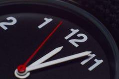 Anti clock Stock Photo