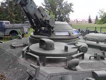 Anti- Fahrzeug der Luft WW2 Stütz stockfoto