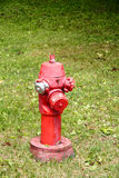 Anti fire. A standard water source for firemen Royalty Free Stock Image