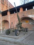 Anti--flygplan vapen 52-K Arkivfoton