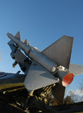 Anti fusée 13D d'aéronefs Photographie stock