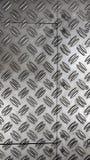 Anti-golv för snedstegmetallark fotografering för bildbyråer