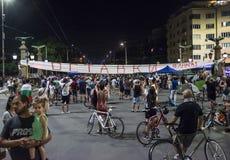 Anti-government protests in Sofia continue