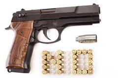 Anti gun Royalty Free Stock Images