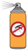 Anti jet de moustique Photo stock