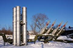 anti komplicerad missil för flygplan Arkivfoton