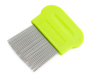 Anti lice tooth comb Stock Images