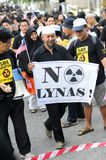 anti lynas Royaltyfria Foton