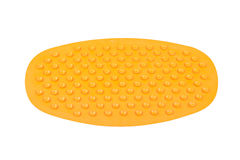 Anti mattt snedsteggummi Arkivbild