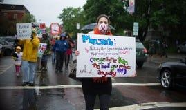 Anti-Monsanto Protest Stock Photos