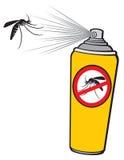 Anti moustique illustration libre de droits