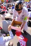 Anti-Nuclear Proteste in Japan stockbild
