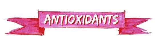 anti-oxyderend lint royalty-vrije illustratie