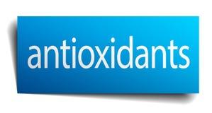anti-oxyderend teken stock illustratie