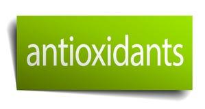 anti-oxyderend teken vector illustratie