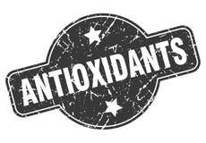 Anti-oxyderende zegel royalty-vrije illustratie