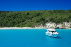 Anti Paxos island Greece Royalty Free Stock Images