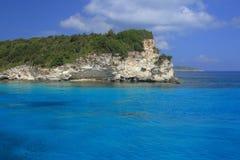 Anti Paxos island Greece Royalty Free Stock Photos