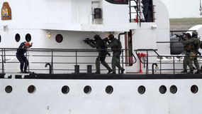 Anti-Piracy Royalty Free Stock Photos