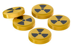 Anti-Radiation Tabletss Royalty Free Stock Photo