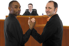 Anti Same Sex Marriage Judge Royalty Free Stock Photos