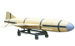 Anti-ship missile Royalty Free Stock Photo