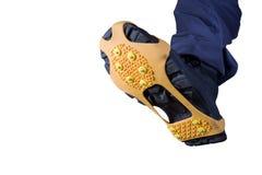 Anti-slip boot Royalty Free Stock Image