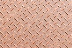 Anti-slip floor texture or metal non-slip floor texture. Royalty Free Stock Photo