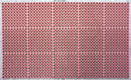 Anti Slip Mat. The anti slip rubber mat on granite floor Stock Photography