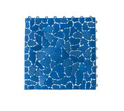 Anti slip plastic tile Royalty Free Stock Photo
