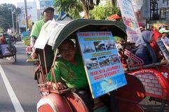 Anti smoking campaign Royalty Free Stock Photo