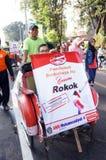 Anti smoking campaign Stock Photos