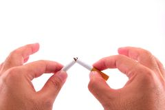 Anti Smoking image Royalty Free Stock Photos