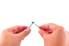 Anti Smoking image Stock Photos