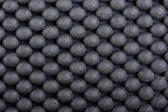 Anti--snedsteg rubber beläggning arkivfoto