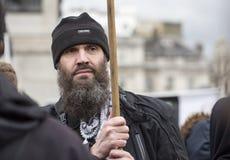 Anti-strengheid Maart stock afbeeldingen