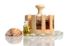 Anti-stress spa treatment