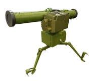 Anti-tank rocket louncher Royalty Free Stock Image