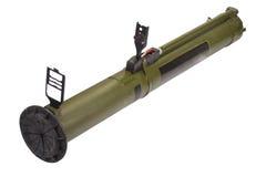 Anti-tank rocket propelled grenade Stock Photo