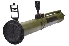 Anti-tank rocket propelled grenade launcher Royalty Free Stock Image