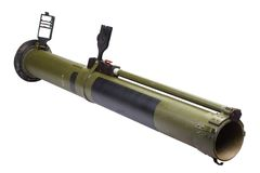 Anti-tank rocket propelled grenade launcher - RPG 26 Royalty Free Stock Photo